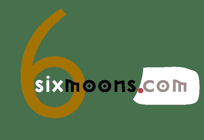 6 moons logo